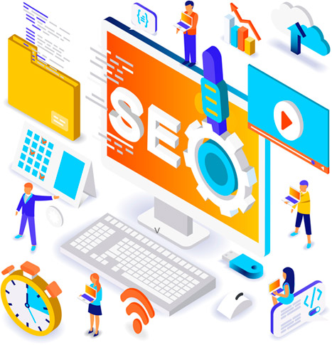 SEO on our Digital Marketing Agency in Singapore